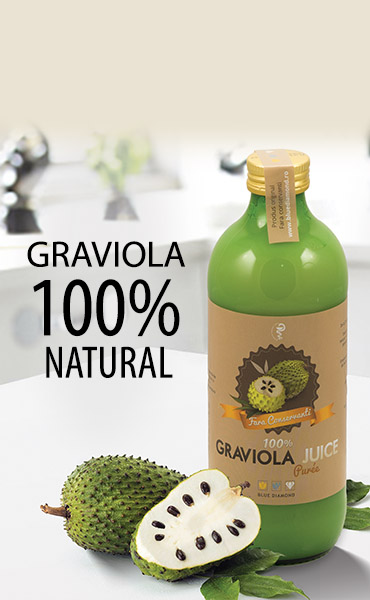 Suc de Graviola 100% Natural