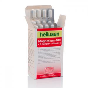 Magneziu 400 +B-complex + vitamina E produs natural antistres