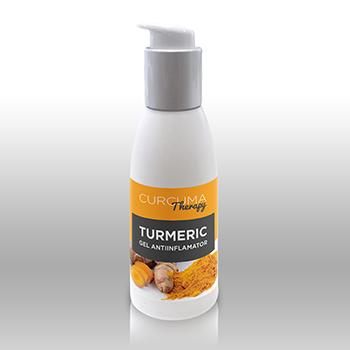 Turmeric gel anti-inflamator